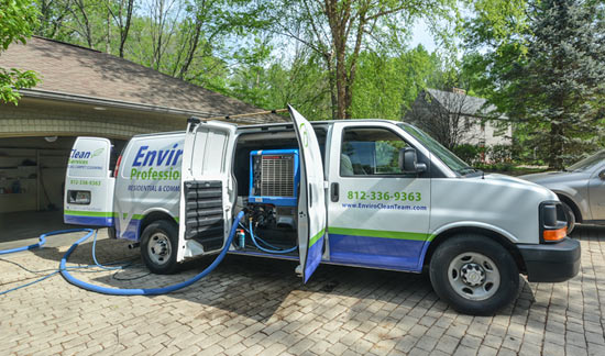 EnviroClean-Cleaning-Company-Van