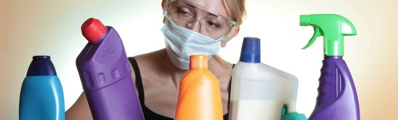 Toxic to Healthy: 5 Cleaning Products to Replace