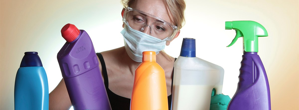 alternatives to toxic household cleaners
